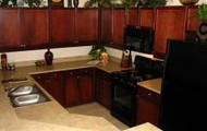 Modern open kitchens