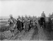 Second Battle of the Somme. August 15, 1918. Departements, France.