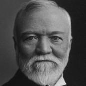 21. Andrew Carnegie