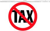No Taxes!