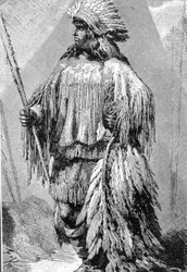 Apache: Food, clothing, history facts and a crazy random fact
