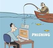 Going Phishing for information