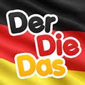 Die, Der, and Das