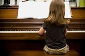 Yo solía tocar el piano.