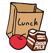 Bring a brown bag lunch for your family!