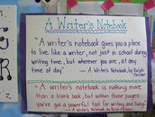 Why Writers Treasure Their Notebooks!