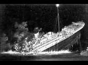 titanic zinkt