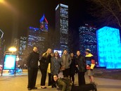 Model UN Visits Chicago