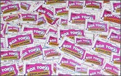 Thank your for sending in your Boxtops for Education!