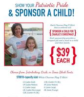 Show your patriotism...and sponsor a child!