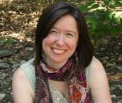 Children's book author Jennifer Trafton