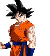 This is the main Character from Dragon Ball Z.