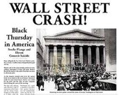 Wall Street Crashes