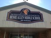Bessie Allen Middle School: