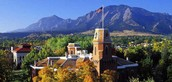Information About the University of Colorado