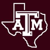 graduating at Texas A&M