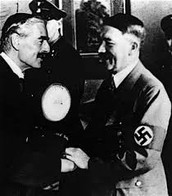 What did the Munich Pact Give Hitler?