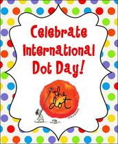 Monday: International Dot Day!