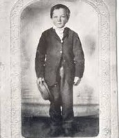 Milton Hershey as a Child
