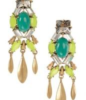 Jardin Chandelier Earrings