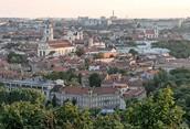 Vilnius Old Town