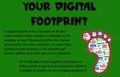 Your Digital Foot Print