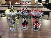 Get Some Cute Cups For The One!!!
