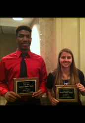 Brearley Scholar-Athletes honored