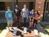FAC Science: Solar oven S'mores today = yum & fun