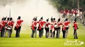 recreation the Battle Of Queenston Heights