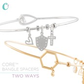 *New* Core Bangle Spacers