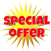 Special Pre-Registration Promotion