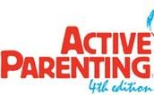 Active Parenting Class - January 19 at 8:30