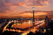 Tianjin City scape (Night)