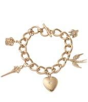 Alice Temperly Charm Bracelet