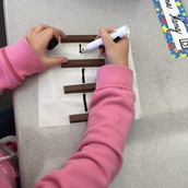 Constructing a Number Line