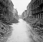 Damage of Berlin