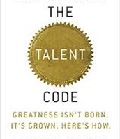 The Talent Code by Dan Coyle