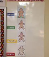 Mrs. Trainor's Kindergarten Rubric