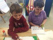Study Buddy Numeral and Sentence Writing