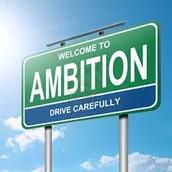 Negavite Ambition