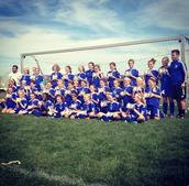 Making select soccer team