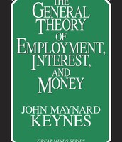 Keynes book the General Theory of Employment, Interest, and Money