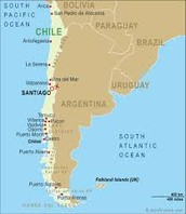 The Map of Chile