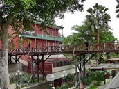 el puente de los suspiros en barranco