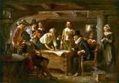 Pilgrims Plymouth Colony  ( 1620 )