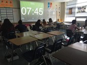 Virtual & Grouping Stations in Math