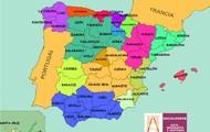 Provincias de la Comunidad Autónoma de Castilla y León