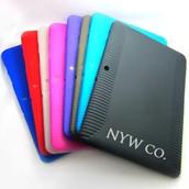 Modern tablet case