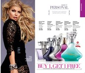 Fergie Fragrance  - Exclusively thru AVON